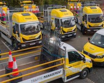 Specialist Vehicle & Equipment Hire